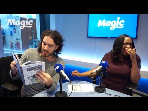 Russell Brand's hilarious Book Club interview - Part 2