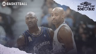 Vince Carter Ranks His Top 3 NBA Goats of MJ, Kobe, & Lebron | ALL THE SMOKE