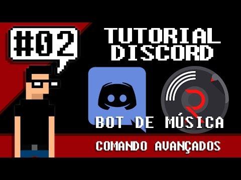 Tutorial Discord #2 - Rythm BOT - Comandos avançados