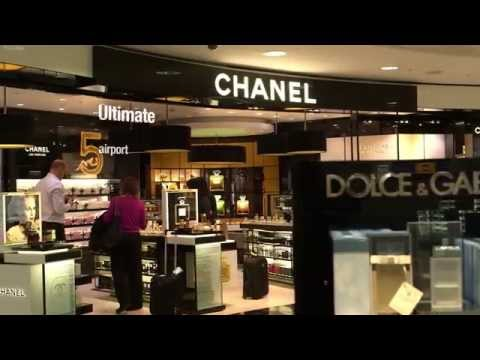 A guide to shopping at Birmingham Airport
