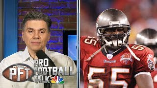 Who are NFL's best middle linebackers of all time? | Pro Football Talk | NBC Sports