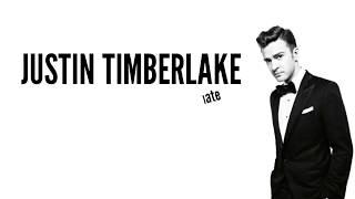 Download Lagu Justin Timberlake - SOULMATE ( Lyric ) Mp3