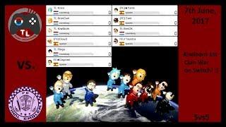 [Mario Kart 8 Deluxe] Team Luxembourg vs. Final Emblem 29#