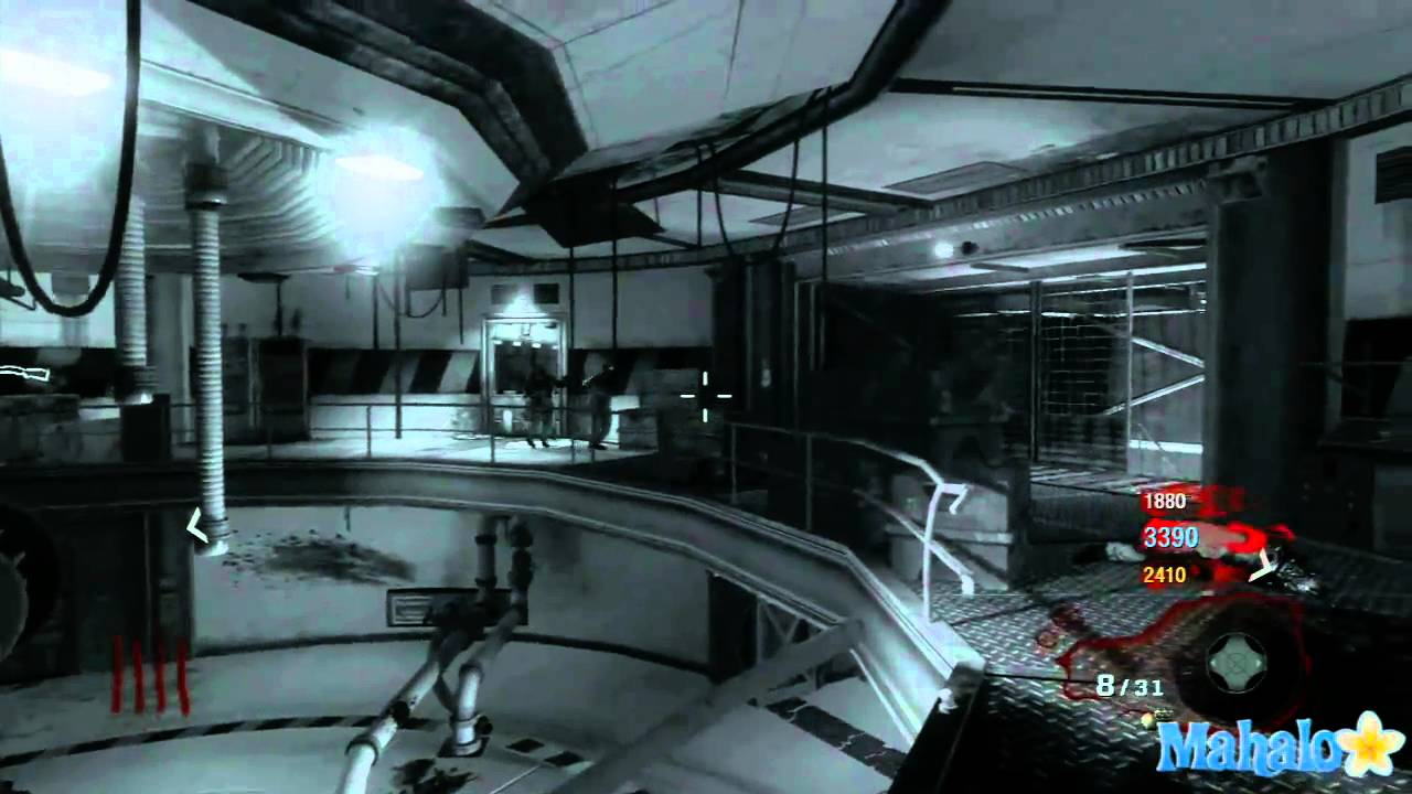Black Ops Zombies First Strike Map Pack- Ascension 1st Attempt ... on