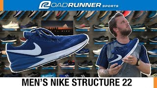 Men's Nike Structre 22 | Fit Expert Shoe Review