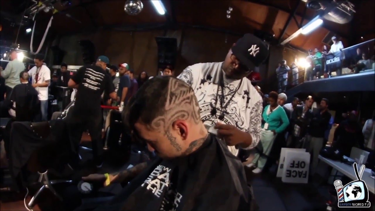 Barber Nyc : NYC BARBER BATTLE 5 WAR OF THE KINGS MAY 18th, 2015 - YouTube