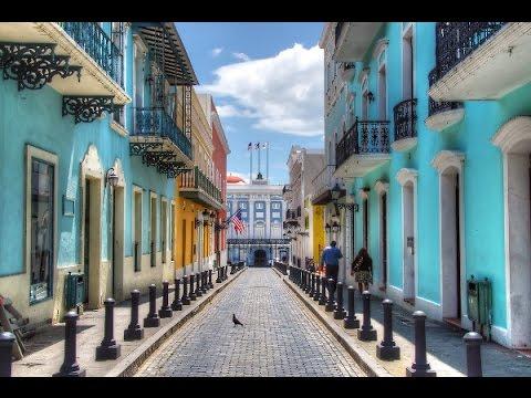 San Juan, Puerto Rico' 2008: Nick & Julie' Adventure
