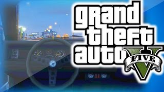 GTA 5 Online Funny Moments 26 -  First Person Glitch, Sticky Bomb Fun, and Basically