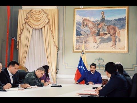 Nicolás Maduro, transmisión completa este 25 julio 2018 sobre reconversión monetaria y otros