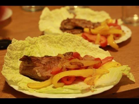 Рецепт жареной свинины с имбирем в соевом соусе