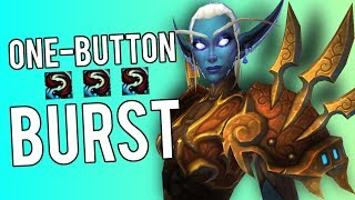 Sub Rogue One Button BURST Macro - PvP WoW: Battle For Azeroth 8.1