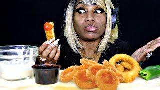 Baixar Crunchy Onion Rings, MozzarellaSticks, & Crunchy Jalapenos