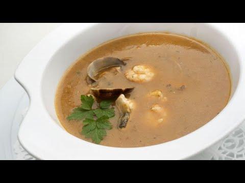 Receta De Sopa De Pescado Y Marisco Karlos Arguiñano Youtube