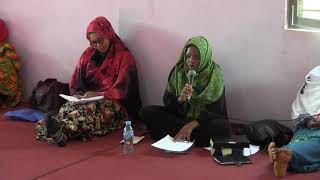 Lajna hold seminar in Tanzania