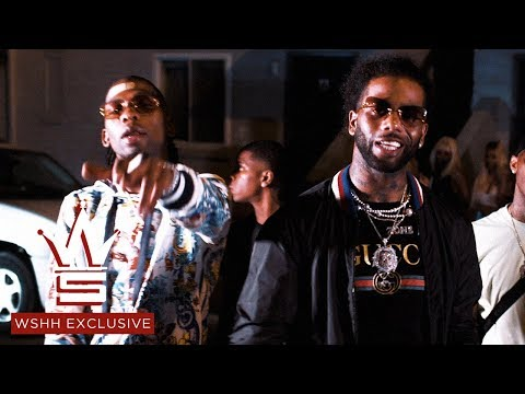 Hoodrich Pablo Juan & BlocBoy JB  Off The Rip  (WSHH Exclusive - Official Music Video)