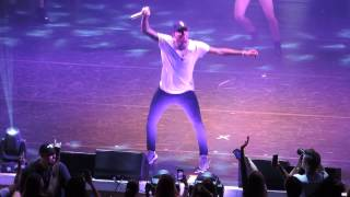 Chris Brown - Love More / Look at Me Now (Live at Nikon at Jones Beach Theater) 8/30/15