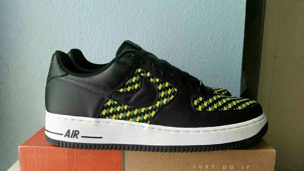 nike air force 1 jamaica