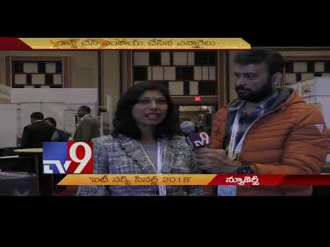 IT Serve Synergy 2018 in New Jersey - TV9