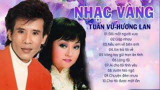 Tuấn Vũ & Hương Lan | Đôi Mắt Người Xưa, Gặp Nhau - Song Ca Nhạc Bolero Hải Ngoại Thập Niên 80