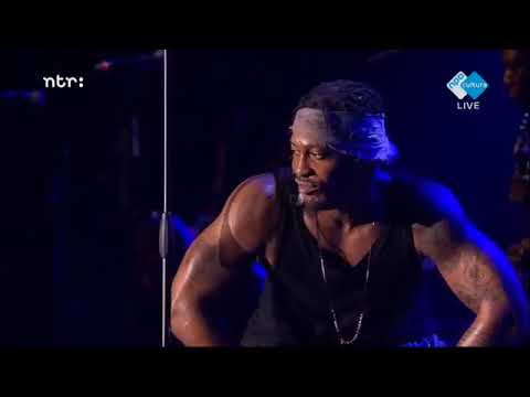 D'Angelo and The Vanguard @ North Sea Jazz Festival 2015