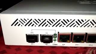 Mikrotik Cloud Core Router CCR1009-8G-1S price in Egypt