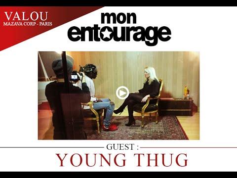 YoungThug - Mon Entourage