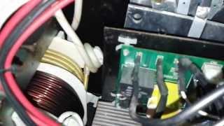 видео Схемы сварочных инверторов: конструкция силовой и управляющей части