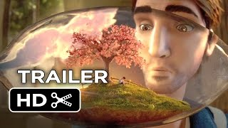 The Alchemist's Letter Official Trailer 1 (2015) - Animated Short Film HD