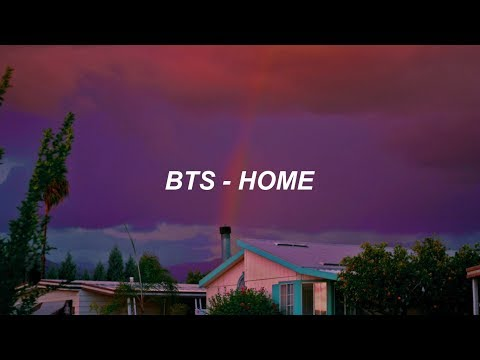 BTS (방탄소년단) 'Home' Easy Lyrics