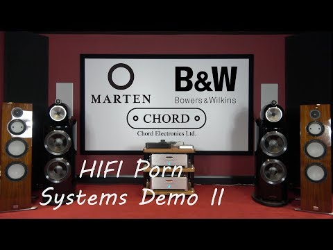 B&W 800 Diamond D3 Vs Marten Bird 2 Chord Dave BLU MK 2 Scaler SPM 1400 Bowers Wilkins Demo 2