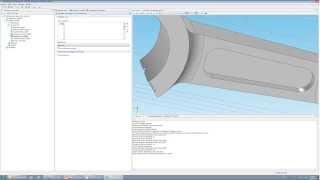 Trabajo cooperativo de COMSOL Multiphysics con aplicaciones CAD - Solid Edge (4.3b)