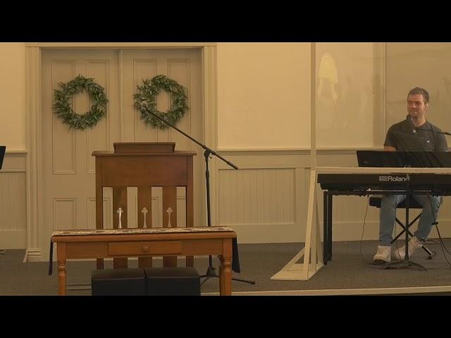 Caledonia Congregational Church Live Stream - August 22, 2021