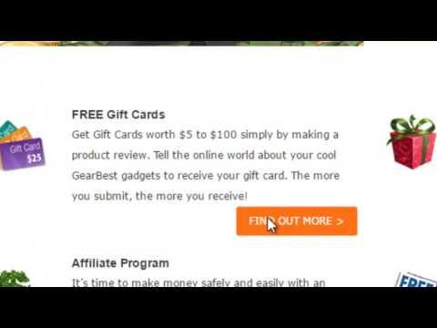 How to get free staff from Gearbest/Kako dobiti besplatnu stvar od Gearbesta