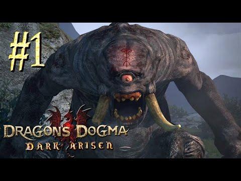 Dragon`s Dogma: Dark Arisen™ ► Циклоп ► Прохождение #1
