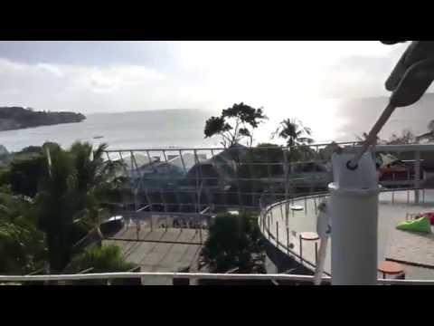 Aqua Pool Sky Penthouse Suite at the Le Meridien Jimbaran Bali Resort Hotel