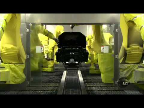 Green production technology at the VW Chattanooga plant