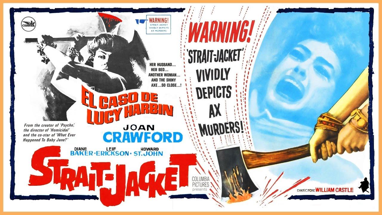 Strait-Jacket (1964) Trailer - B&W / 0:23 mins - YouTube