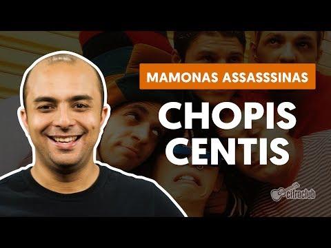 CHOPIS CENTIS - Mamonas Assassinas (aula de bateria)