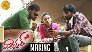 Winner Movie Making | Sai Dharam Tej | Rakul Preet | SS Thaman | Gopichand Malineni | Jagapathi Babu