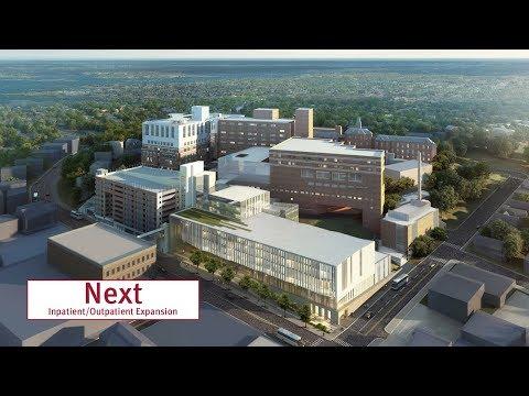 Maine Medical Center Inpatient/Outpatient Expansion Project