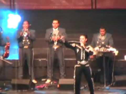 Pedro Fernandez con Mariachi Los Arrieros de Mexico (pt. 7 ...