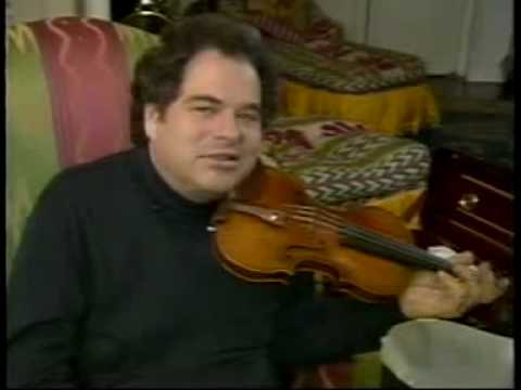Itzhak Perlman  part 1