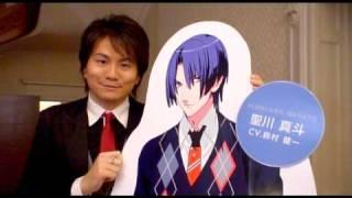 上松範康さんによる「うた☆プリ♪」キャラクター紹介(前半)