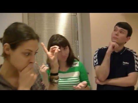 PTPI - Understanding refugees and migrants through theater action! OKO, Belgrade, 2015