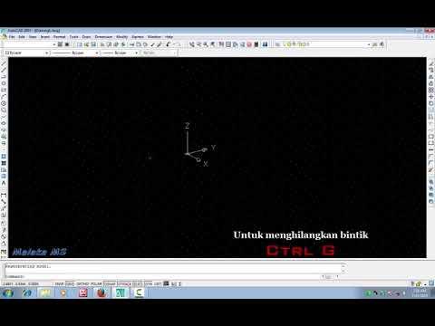Cara Merubah Tampilan Autocad 2007 Setelah Di Instal Youtube