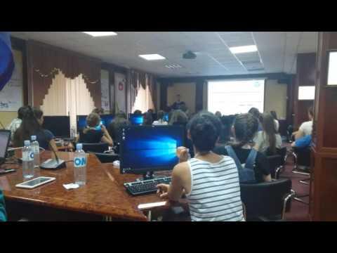 Day 3 - GirlsGoIT Summer Camp - How Web Works & Django