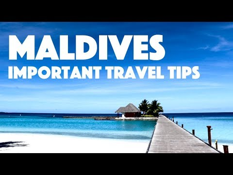 Watch this before you travel to Maldives for Vacations / Honeymoon - Maldives Travel Guide / Tips