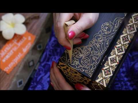 Арабский орнамент конусом