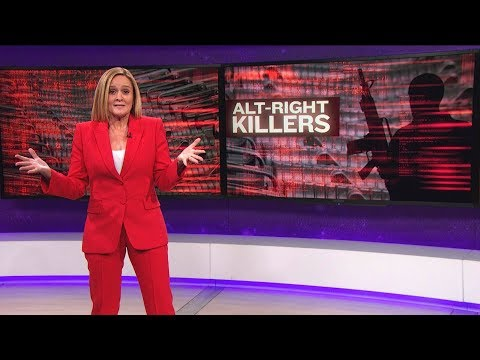 Alt-Right Killers   March 7, 2018 Act 2   Full Frontal on TBS