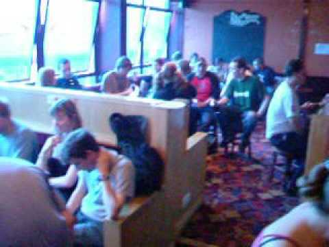 Last day of the Biko Bar at Bradford University (2/9/2005) vid 2